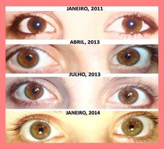 Can You Change Your Eye Colour Naturally