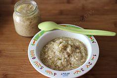 Fasulyeli pirinç püresi