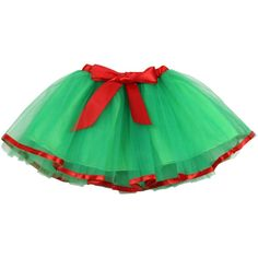 44316d9d7 Baby Girls Layered Party Green Tutu Skirt Dance Princess Ballet Dress -  CD12NGE8TSZ - Girls'