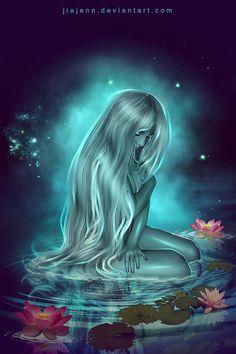 http://jiajenn.deviantart.com/art/Lake-s-girl-658204704