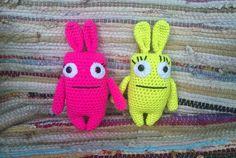 Neon bunny Bunny, Crochet Hats, Neon, Rabbit, Knitting Hats, Cute Bunny, Hare, Neon Colors, Rabbits