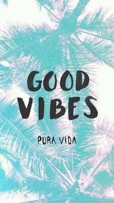 beach, costa rica, good vibes, pura vida, america central - image ...