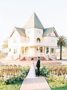 Vintage Winery Wedding Ceremony in the Round Outdoor Winter Wedding, Outdoor Ceremony, Wedding Ceremony, Bridal Salon, Sunset Photos, Vineyard Wedding, Romantic Weddings, California Wedding, Wedding Vendors