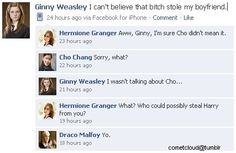 don't really ship drarry but this was too funny!