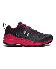 Under Armour Women's UA Verge Low GORE-TEX® Boots >>> READ ADDIITONAL INFO @: http://www.lizloveshoes.com/store/2016/05/29/under-armour-womens-ua-verge-low-gore-tex-boots/