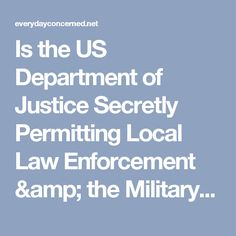 """Is the US Department of Justice Secretly Permitting Local Law Enforcement & the Military to Assault American Citizens Using Covert Directed-Energy """"Non-Lethal"""" Weapons? 