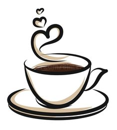 Coffee Artwork, Coffee Cup Art, Coffee Bar Home, Coffee Shop, Coffee Humor, Coffee Quotes, Mini Tattoos, Seaside Wallpaper, Fond Design