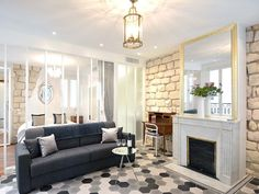 4th Arrondissement Pompidou Le Marais Apartment Rental: Luxurious & Stylish Apartment In Heart Of The Marais:elevator & Air-conditioning | HomeAway