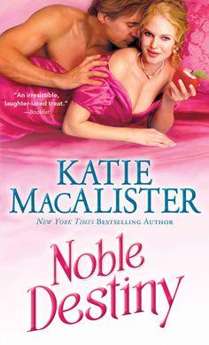 Katie MaCalister - Noble Destiny