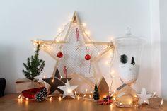 Diy estrella de madera #moodbar #decoración #diy #estrellademadera http://blgs.co/8fHdlh