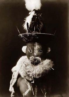 Portraits of the Plains Indians by Edward Curtis - Tremble Tremble