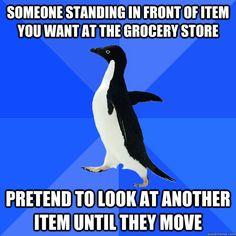 I so do this!