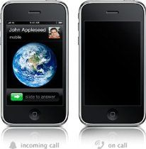 Apple iPhone 3G 8GB Unlocked  he Apple iphone 3G 8GB - Unlocked is the second generation Apple device designed to work anywhere in the world. Just pop in your sim card and go. This phone uses fast 3G technology and provides lightening data speeds. The phone cannot be updated or restored or you may lose your unlocked status.