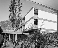 Amalia Hotel by Valsamakis 1965