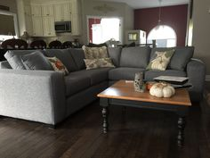 Urban barn Sophia sectional
