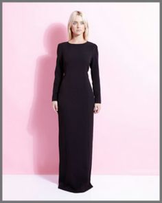 While flicking though my emails today I was super excited to see one from Dunnes Stores containing a first look at the new Lennon Courtney collection. Lennon Courtney are famous for their great tai. Real Women Bodies, Christmas Party Wear, Floor Length Gown, Fashion Addict, Dresser, High Neck Dress, Dresses For Work, Gowns, Super Excited