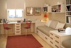 Nice 45 Brilliant Space Saving Design Ideas For Small Kids Rooms. More at http://trendecor.co/2017/12/29/45-brilliant-space-saving-design-ideas-small-kids-rooms/