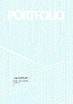 Nasim Razavian Portfolio  TU Delft graduate architecture portfolio