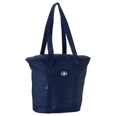 24 Can Quilted Tote Cooler - French Navy – Target Australia