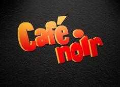 Café Noir  |  Logo Design