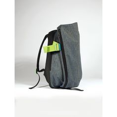 Côte&Ciel Isar Rucksack Coral Collection Petrol Blue
