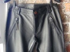 Ada Pants: Leather Black Sample Sale: Central Hotel, Dublin 2 When: March & www. Dublin, Casual Shorts, Leather Pants, March, Black, Women, Fashion, Leather Jogger Pants, Moda