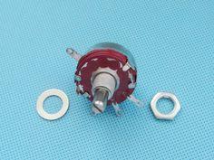 10pcs/lot Original Authentic WTH118-1A(2W) 470K ohm High-quality Potentiometer #Affiliate
