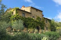 Luxury Single Family Home Property in Radda In ChiantiSiena | A charming Chianti farmhouse with breathtaking views and pool | Milan Sotheby