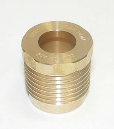 """PRECISION GREASE NUT 7//8/""""x14 PITCH THREAD CABLE SIDE 986-510"""