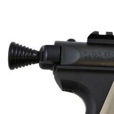 """The Challenger"" Charging Handle for MK III and 22/45 Loading that magazine is a pain! Get your Magazine speedloader today! http://www.amazon.com/shops/raeind"