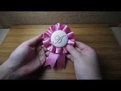 【100均】型紙不要!かわいい♡ロゼット(リボン勲章)の作り方 - curet [キュレット]