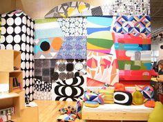 Dream house by Marimekko