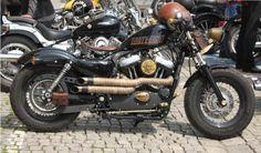 Sportster 48 brass