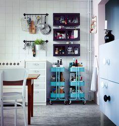 RÅSKOG roltafel | #IKEA #IKEAnl #IKEAcatalogus #nieuw
