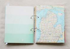 DIY Smash book?!  The Creative Place: a custom journal