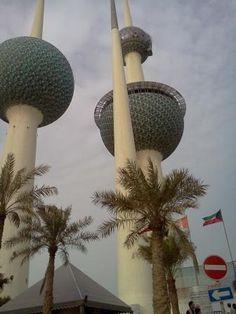 Kuwait Towers - Kuwait