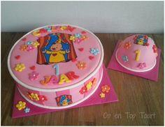 Bumba Birthday Cake