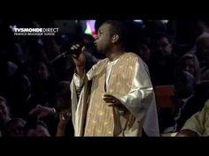 Youssou N'Dour chante la francophonie au#SFDK2014 - YouTube