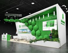 Exhibition stands 2018 (AAG - on Behance Exhibition Display Stands, Exhibition Stall Design, Showroom Design, Exhibit Design, Standing Signage, Web Banner Design, Design Web, Graphic Design, Expo Stand
