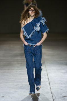 Marques'Almeida. #Fall #Winter 2014. #NYFW #Fashion. See more at MartinuzziAccessories.com