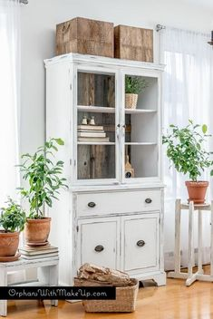 China Cabinet Makeover (from Traditional to Farmhouse) china cabinet makeover from traditional to farmhouse, kitchen cabinets, kitchen design, painted furniture, Furniture Makeover, Diy Furniture, Dresser Makeovers, Furniture Stores, Country Furniture, Farmhouse Furniture, Furniture Design, Modern Furniture, Plywood Furniture