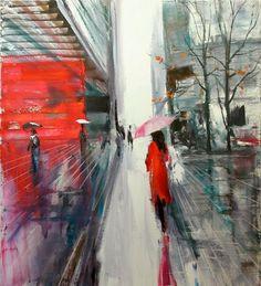 """Сумерки"" Christina Nguyen (20 картин)"