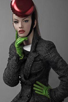 Model: Astrid   Photographer Bo Brinkenfalk - for Schön Magazine.