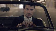 David Gandy - screencapEl Palacio de Hierro - Fortuna video