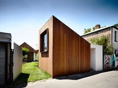 Datum House by Rob Kennon Architects (via Lunchbox Architect)