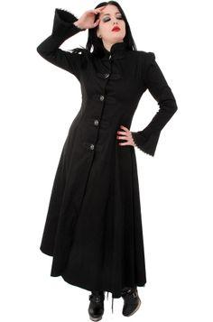 Burge Flared Coat. £77.99 on sale.