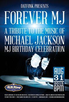 DATFunK Presents Forever MJ (8.31.15)