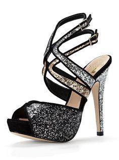 Glitter Sandal - Colin Stuart - Victoria's Secret