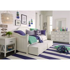 6ab92e6ac02f Lake House Twin Daybed Bedroom Group by Legacy Classic Kids at Virginia  Furniture Market Furniture Market