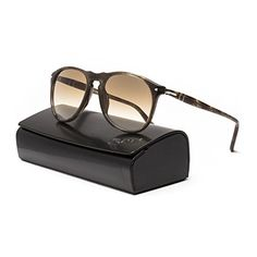 7f10d585dd5 Persol 97251 Havana brown smoke Po 9649s Brown Sunglasses     See this  great product.Note It is affiliate link to Amazon.